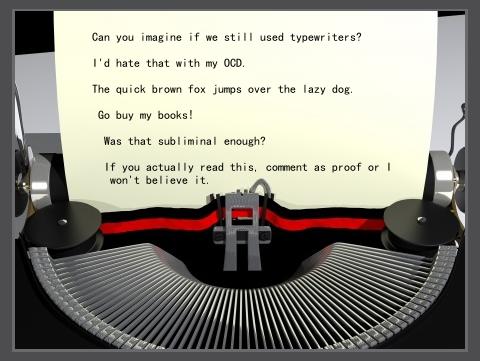 Typewriterwriting
