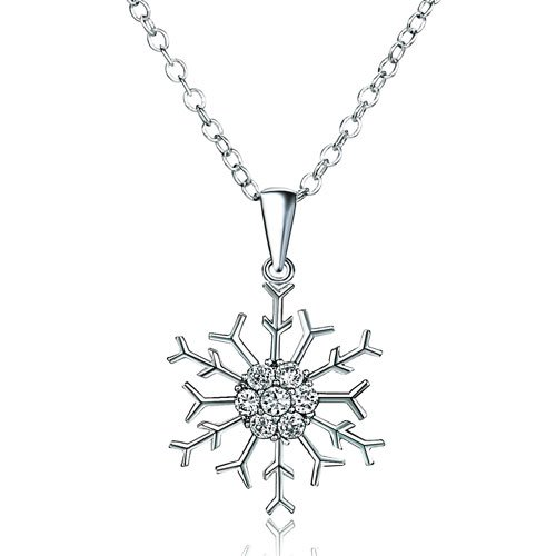 Snowflake Necklace2