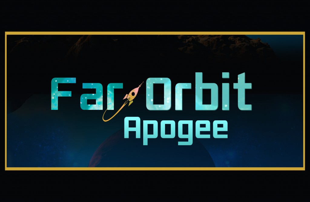 FAR ORBIT APOGEE banner box